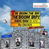 The Boom The Bip The Boom Bip #11 by Eko121   ospiti:  Capeccapa