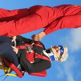 something a little bit different - Wingwalking at 88 years - Sun 21 May 2017