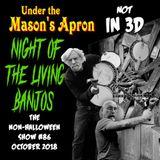 Under the Mason's Apron Folk Show #86 OCT 2018