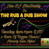 The Rub a Dub Show Tues 6th December 2016