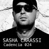 Chris Jones - Cadencia 024 (June 2011) feat. SASHA CARASSI (Part 2)