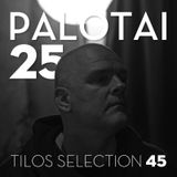 Tilos Selection  45 - DJ PALOTAI 25 years - 2015.01.03