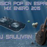 POP MIX ESPAÑOL ENERO 2015