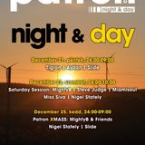 Miss Siva & Nigel Stately - Live @ Patron Club Budapest After Party 2012.12.23.