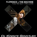 Florence & The Machine - You've Got The Love (Dj Konyx Bootleg)