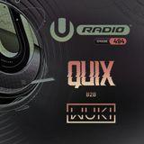 UMF Radio 494 - Quix B2B Wuki