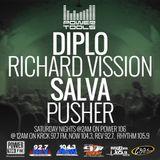 Powertools Mixshow - Episode 12-10-16 Ft: Diplo, Salva, & Pusher
