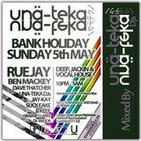 UNA-TEKA MAY 2013 PROMOTIONAL MIX (mixed by UNA-TEKA djs)