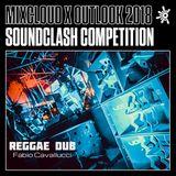 Outlook Soundclash 2018 - Fabio Cavallucci Reggae Dub Gig