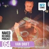Naked Records Podcast 054 mixed by VAN DRIFT