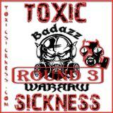 Badazz Warraw@Toxic Sickness 3rd Show 22.11.2012