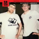 Kame House w/ Infuso Giallo (Live) & uomo di carne @ Red Light Radio 04-02-2019