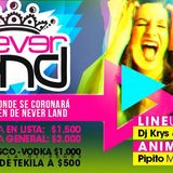 MIX PROMOCIONAL // NEVER LAND FEST // DJ KRYS