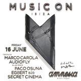 Paco Osuna - Live @ Music On, The Main Room (Ibiza, ES) - 16.06.2017