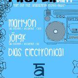 Martyon, Jorgk & Blas electronical - Artespiritu Corner 18_05_14 - Proper but Dirty