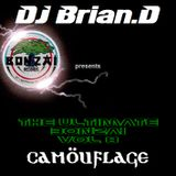 DJ Brian.D - The Ultimate Bonzai Vol 8 (Camouflage)