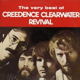Creedence Clearwater Revival ‎– The Very Best Of Creedence Clearwater Revival (1981)