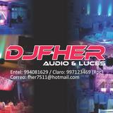 DjFher - Silva 4 (Mix Todo lo que quieres es bailar) 2015