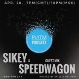 Ритм #71 (Sikey & Speedwagon guest mix)