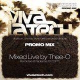 Thee-O - Viva La Tech Summer Promo Mix 2011