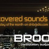 Broozy - Undiscovered Sounds vol.04 (Live Show dnbradio.com 17.09.2015)