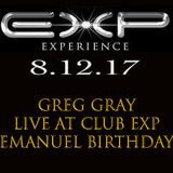 Greg Gray Live at Club EXP 8-12-17