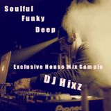 Soulful Deep Funky House Sample Mix - DJ Hixz