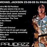 Dj Pauldazz - Michael Jackson Mix 25 Junio 2009