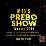 Miss Prebo Show Janvier 2019