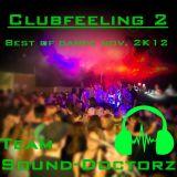 Clubfeeling 2 - Best of Dance Nov. 2K12