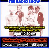 RW045 - THE JOHNNY NORMAL RADIO SHOW - 7TH OCTOBER 2015 - RADIO WARWICKSHIRE