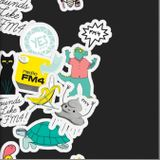 WE MEAN DISCO!! DJ-Seit by Kid Paris - Live at FM4 La Boum De Luxe - December 12th