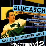 DJ Mildee - Live from Factory 12, Foetz, Luxembourg 23-11-2013