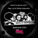 Apéromix #10 radio HDR 24/01/2017