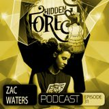 Hidden Forest Podcast Episode 31 - Zac Waters