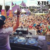 X-tof - Live at Dance D-Vision