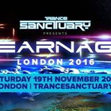 Will Rees Live @ Trance Sanctuary, Egg London, United Kingdom 19-11-2016