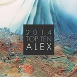 Indie Track of the Day: TOP 10 of 2014 - Alex