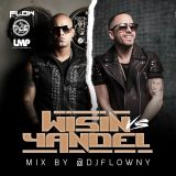 DJ Flow - Wisin Vs Yandel 2016 Mix