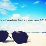 blp -sub washer-summer 2015 techno