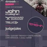 Tenishia - Live @ Ministry of Sound (London) - 21.11.2014