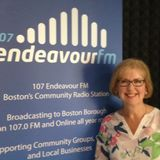 Stu chats with Kaye from the Citizens Advice