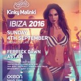 Kinky Malinki Ibiza 2016 Promo Mix By Junior