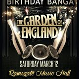 GOFE BIRTHDAY BANGA DJ'S SNIDE AND TEEJ MC'S SMOKIE AND GIFTED