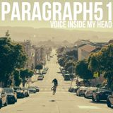 Paragraph51 # Voice inside my head