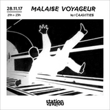 Malaise Voyageur #5 - W/ Caavities