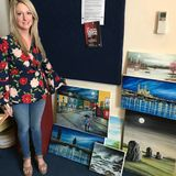 Coffee Morning - Interview with a local artist and painter Anna Boles