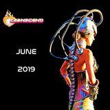 Reuben Valentine Presents Transcend June 2019
