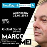 Marco MEI (Bicycle Corporation (ITA) - Guest Mix for Global Spirit Ohrid //MACEDONIA - NewDay.MK//