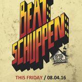 Dj Dough live @ the BeatSchuppen (08.04.2016)